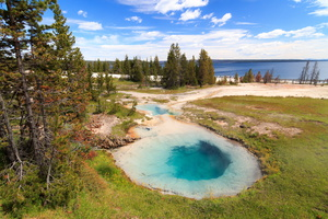 USA - parc national de Yellowstone